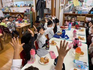 kindy 2019 thanksgiving