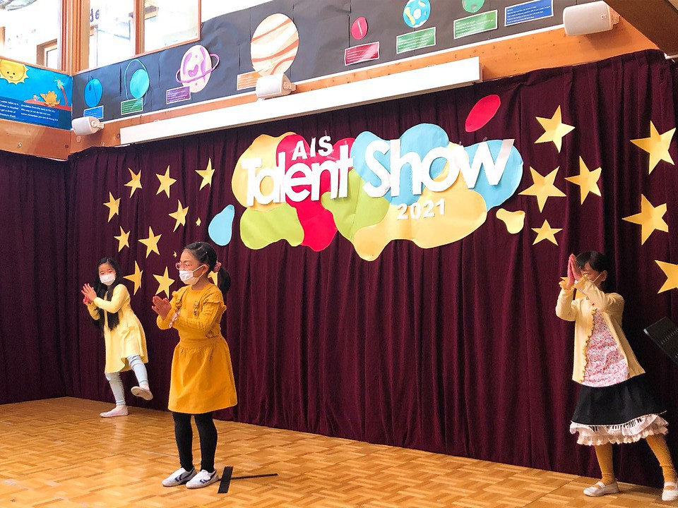 talent show 2021 for hp