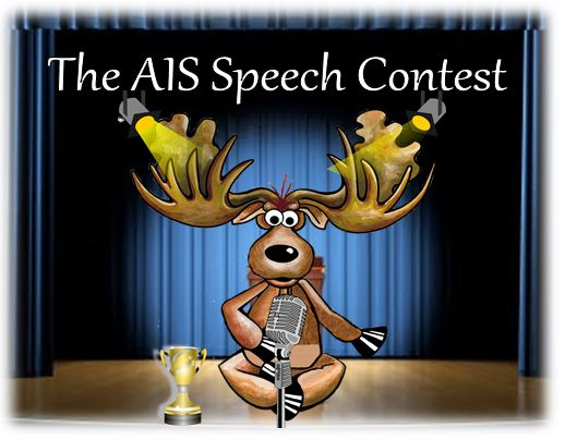 speech contest image for HP