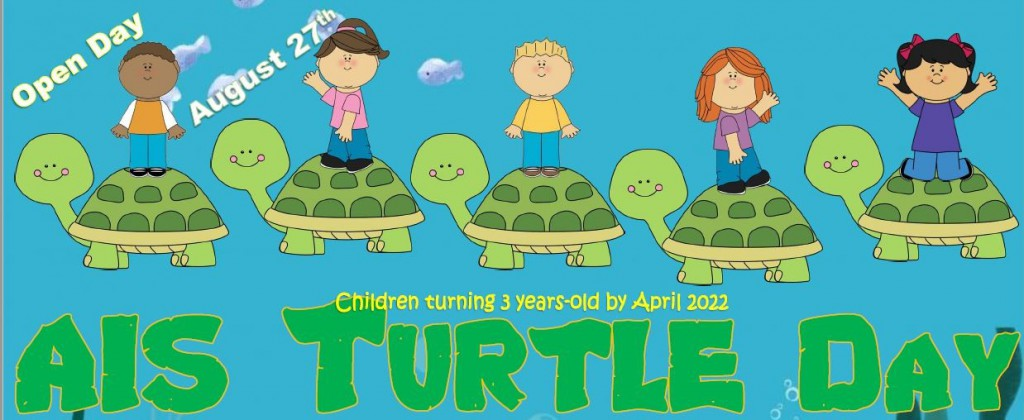 Turtle day poster 2021 for HP